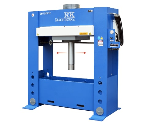 RK HFP H-Frame Press