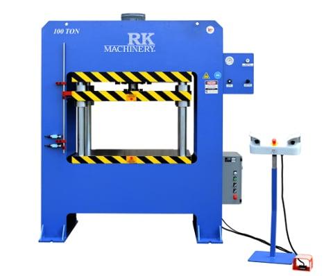 RK 4PP 4 Post Press