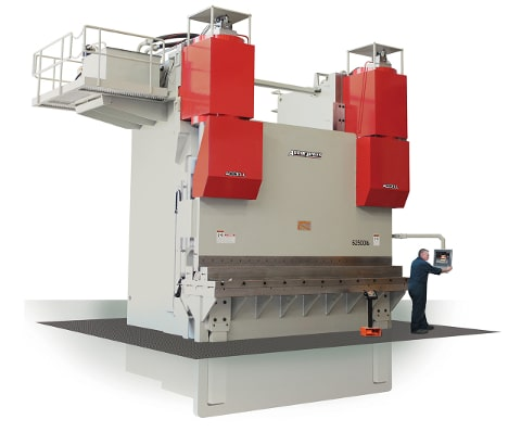 Accurpress ACCELL HT Press Brake