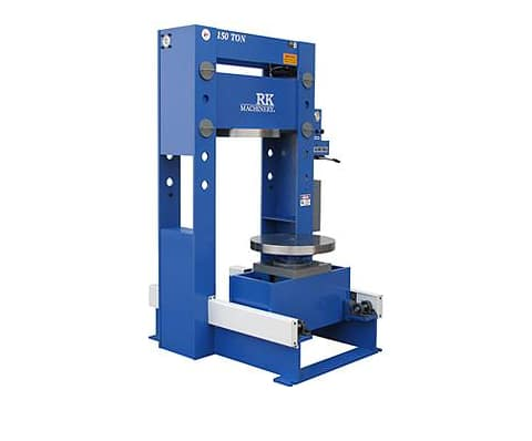 RK FTP Forklift Tire Press