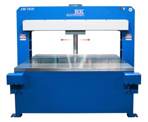 RK GSP Gantry Straightening Press