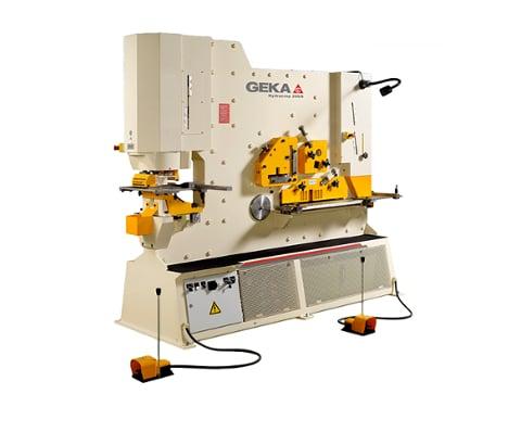 GEKA Hydracrop 220 Ironworker