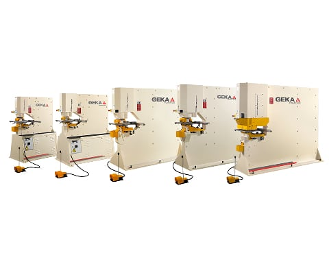 GEKA Puma Punching Machines