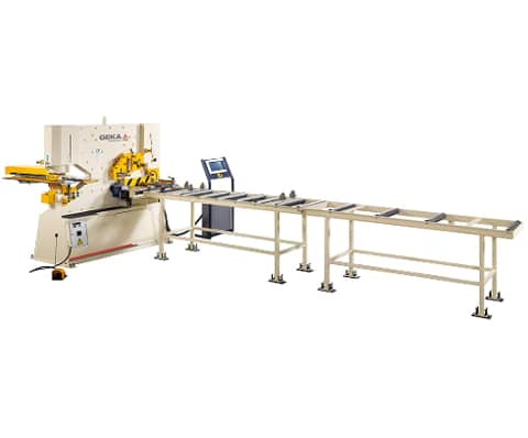 GEKA CNC Shearing Machines