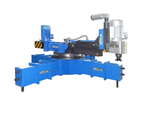 CNC Circular Milling